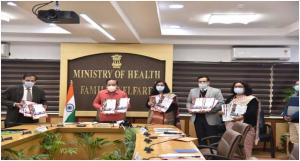 Dr. Harsh Vardhan releases Longitudinal Ageing Study of India (LASI) Wave-1,India Report