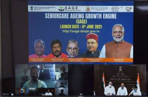SAGE( Seniorcare Ageing Growth Engine) Initiative And SAGE Portal To Support Elderly Launched